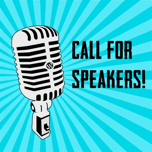 WordCamp Call For Speakers